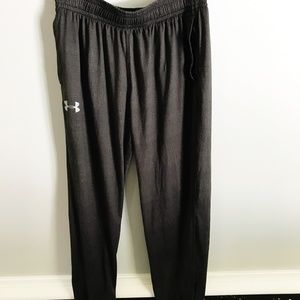 Men's Under Armour Heat Gear Loose Jogger Pants XL